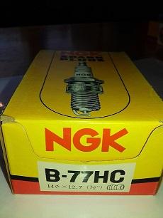 NGK  B-77HC Tändstift