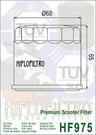 HF975 Hi-Flo Oljefilter Suzuki