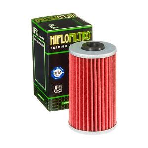 HF562 Hi-Flo Oljefilter Kymco