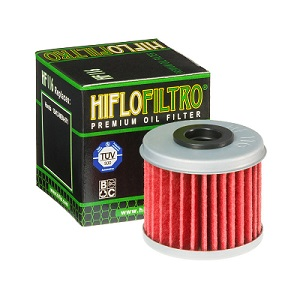 HF116 Hi-Flo Oljefilter HM-Honda