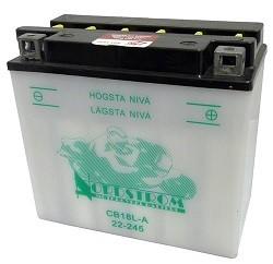 Batteri YB18L-A (51814) 161352-22-245