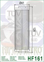 HF161 Hi-Flo Oljefilter BMW (11 42 1 337 198, 11 42 1 337 572)