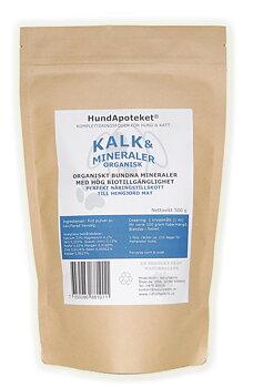 ORGANISK KALK & MINERALER 500 gram