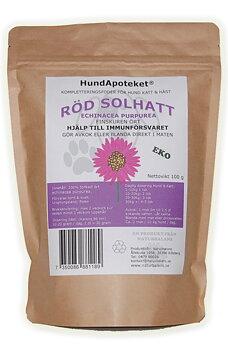 RÖD SOLHATT - DJUR 100 gram