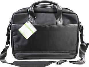 """Deltaco notebookväska, upp till 15,6"""", svart"""