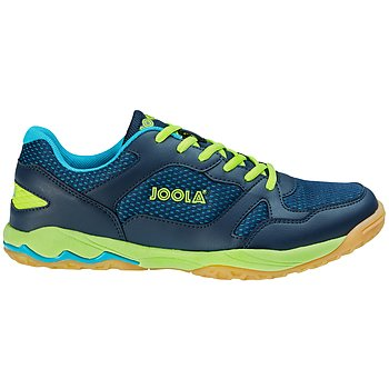 Joola shoe NexTT, navy/lime
