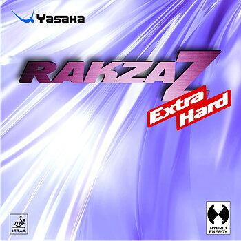 Yasaka gummi Rakza Z Extra Hard