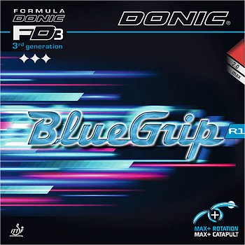 Donic rubber BlueGrip R1