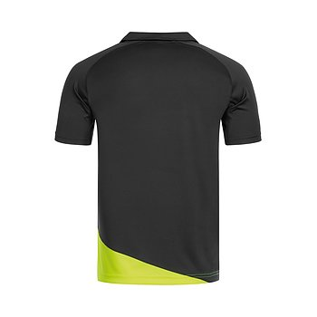 Donic shirt Mega, black/yellow