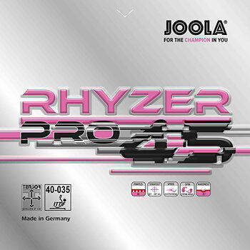 Joola rubber Rhyzer Pro 45