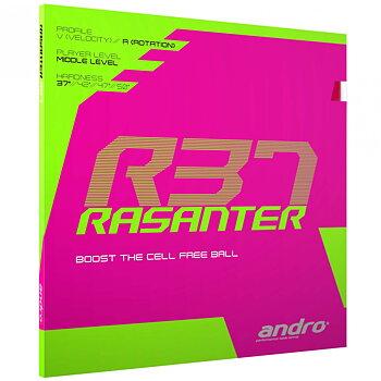Andro rubber Rasanter R 37