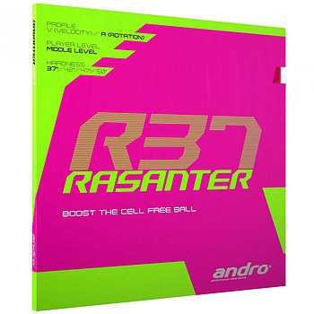 Andro gummi Rasanter R 37