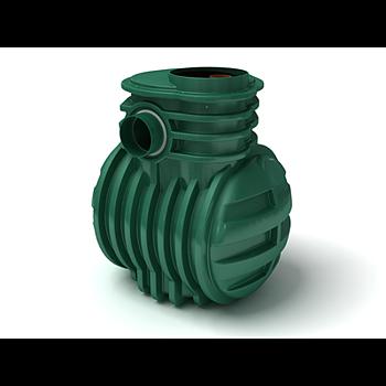 Oljeavskiljare 6 liter/s KLASS 1