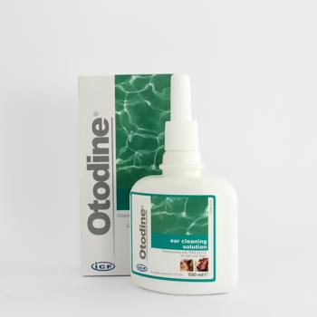 Otodine -  vid lindrig öroninflammation hund