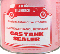 Gas Tank Sealer, Quart
