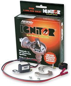 Ignitor för ACCEL 34000 serien utan vacum