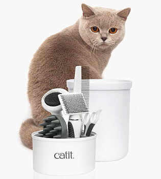 CatIt Senses Grooming Kit Shorthair