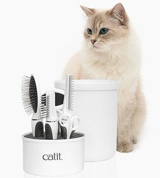 CatIt Senses Grooming Kit Longhair