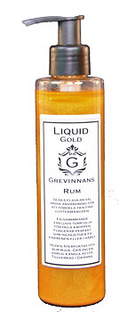 Liquid gold oil 200ml  - Grevinnans rum