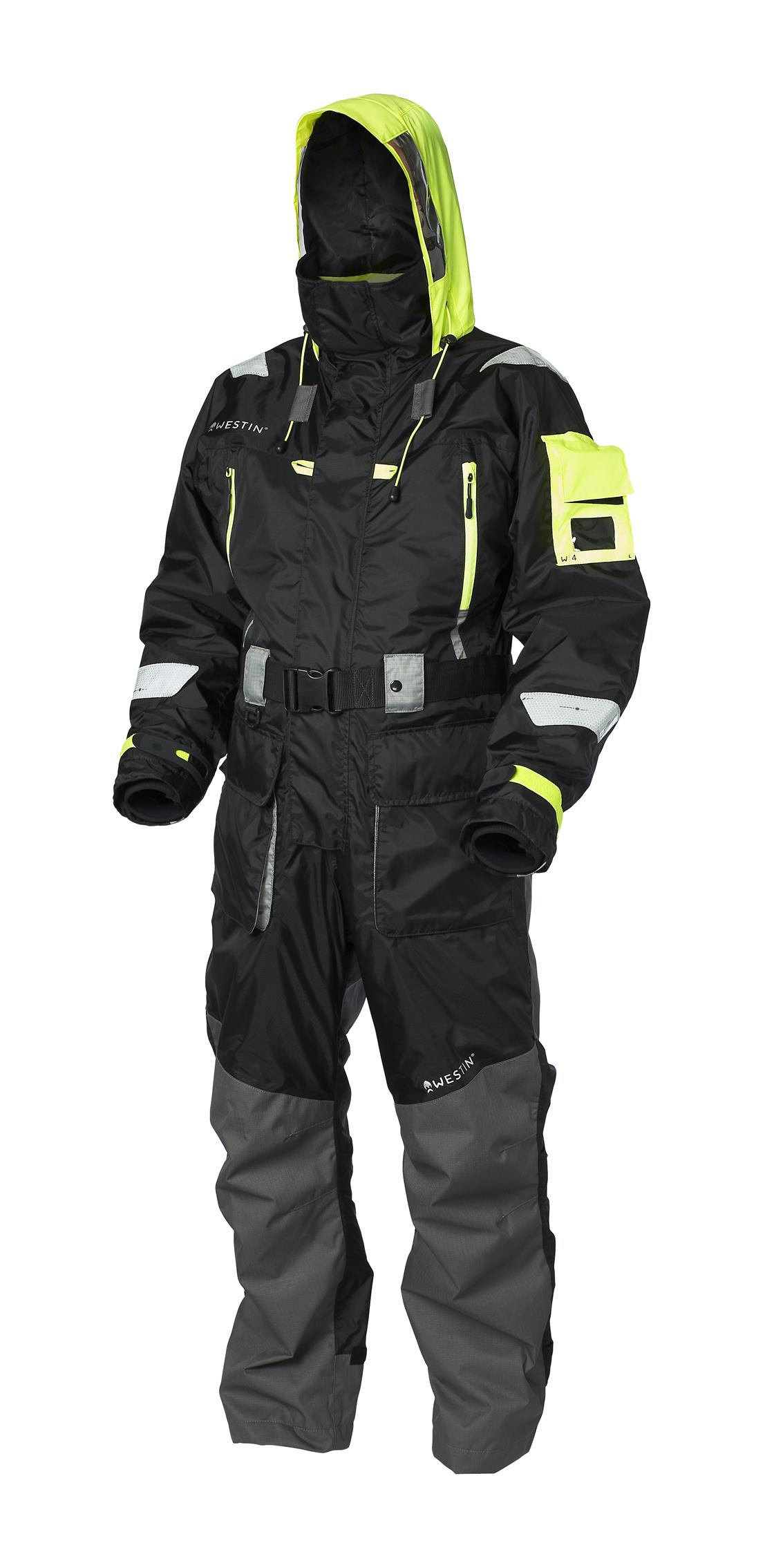 Waterproof Suit Westin W4 JETSET LIME