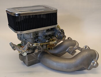 Carburetor kit AQ 2,3-2,5L Weber 38 DGAS MARIN