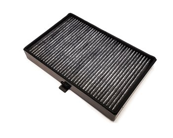 Fresh air filter carbon