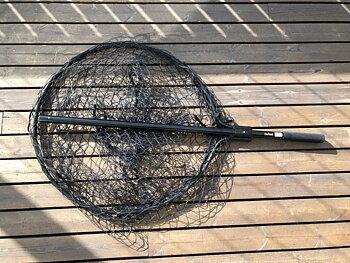 Håv DAM Salmon 75x75cm