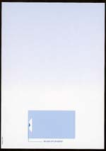Blåtonad med Plastkort 90 g