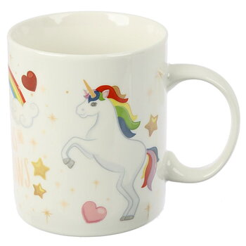 Muki, Life is all unicorns and rainbows