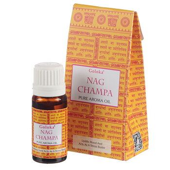 Aromiöljy, Goloka Nag Champa