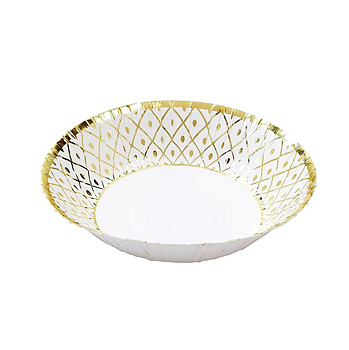 Paperilautanen 15,5cm (12kpl), Party Porcelain syvä
