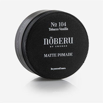 Nõberu of Sweden Matte Pomade Tobacco Vanilla 80 ml