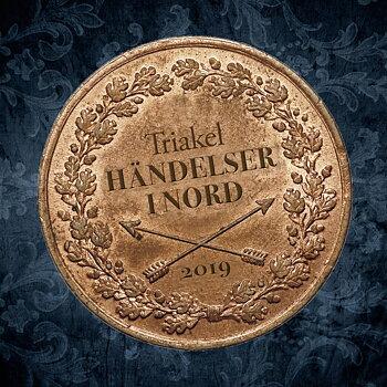 TRIAKEL- Händelser i Nord (album) - signerad