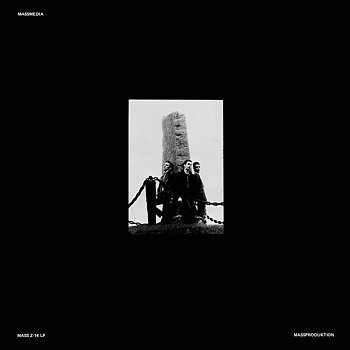 MASSMEDIA - SISTA ACKORDET (LP) Pink vinyl