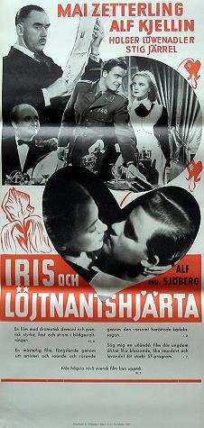 Iris och löjtnantshjärta