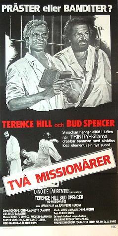 Två missionärer