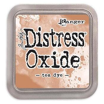 Ranger - Distress oxide - tea dye