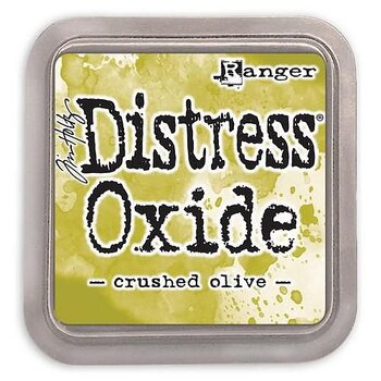 Ranger - Distress oxide - crushed olive