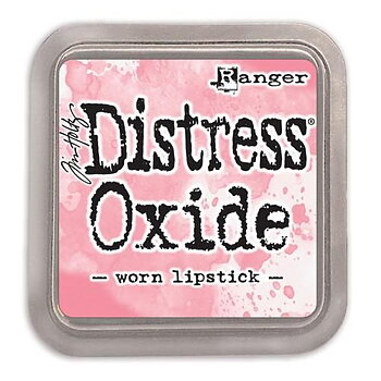 Ranger - Distress oxide - worn lipstick