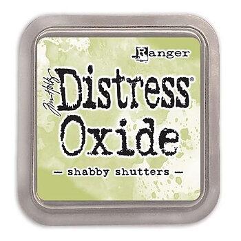 Ranger - Distress oxide - shabby shutters