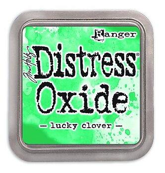 Ranger - Distress oxide - lucky clover