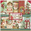 Stamperia - Classic christmas - 8 x 8""