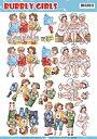 Yvonne Creations - Klippark -bubbly girls 58