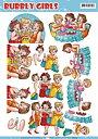 Yvonne Creations - Klippark -bubbly girls 45