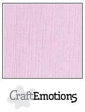 Cardstock - Linen soft lilac 10-pack
