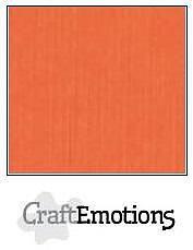 Cardstock - Linen  orange10-pack