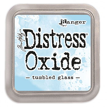 Ranger - Distress oxide - tumbled glass
