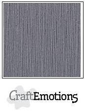Cardstock - Linen - Granit Grey 10 pack