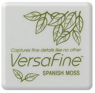 Versa Fine Stämpeldyna - small -Spanish moss
