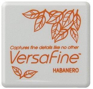 Versa Fine Stämpeldyna - small -habanero